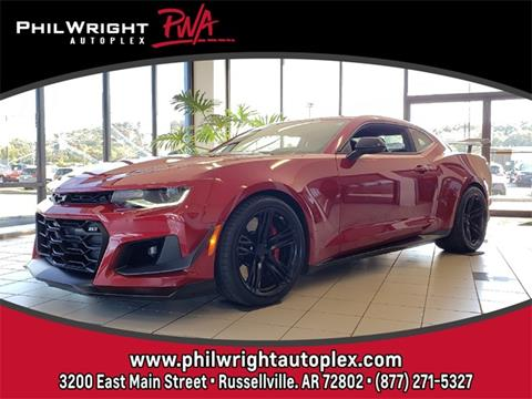 2020 Chevrolet Camaro for sale in Russellville, AR