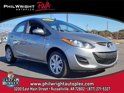 2014 Mazda MAZDA2 for sale in Russellville, AR