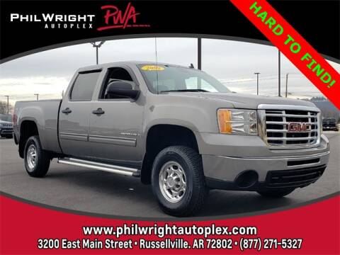2009 GMC Sierra 2500HD for sale in Russellville, AR