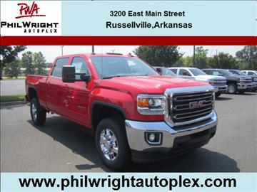 2016 GMC Sierra 2500HD for sale in Russellville, AR