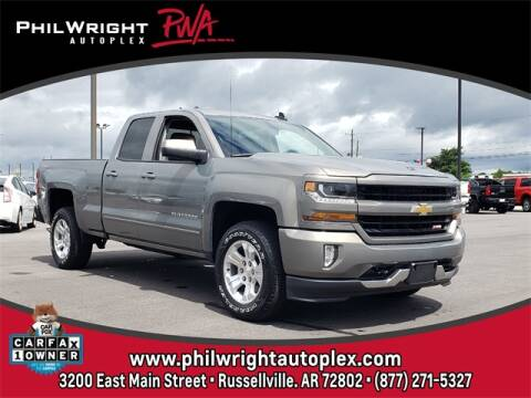 Used Chevrolet Silverado 1500 For Sale In Arkansas Carsforsale Com