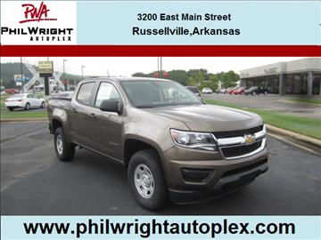 2016 Chevrolet Colorado for sale in Russellville, AR