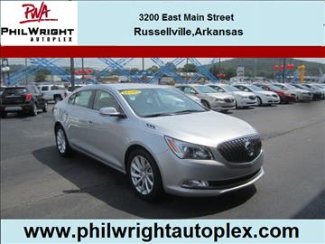 2015 Buick LaCrosse for sale in Russellville, AR
