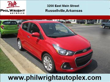 2016 Chevrolet Spark for sale in Russellville, AR