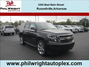 2016 Chevrolet Tahoe for sale in Russellville, AR