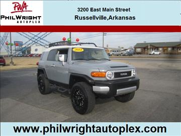 2014 Toyota FJ Cruiser for sale in Russellville, AR