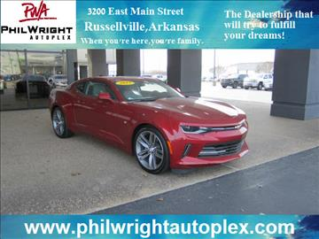 2017 Chevrolet Camaro for sale in Russellville, AR