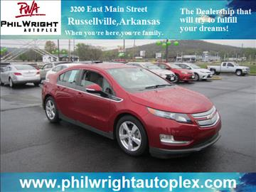 2013 Chevrolet Volt for sale in Russellville, AR