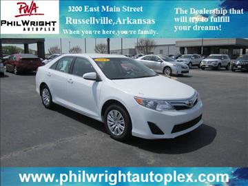 2014 Toyota Camry for sale in Russellville, AR