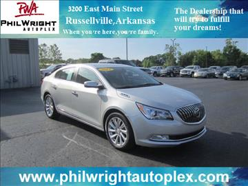 2014 Buick LaCrosse for sale in Russellville, AR