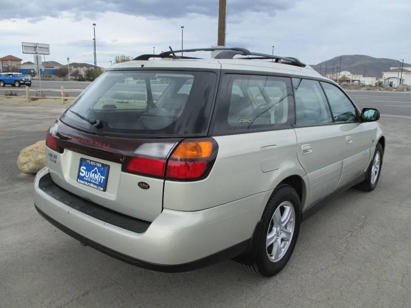 2004 Subaru Outback AWD H6-3.0 L.L. Bean Edition 4dr Wagon - Reno NV
