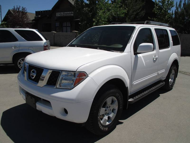 2006 Nissan Pathfinder SE 4dr SUV 4WD   Reno NV