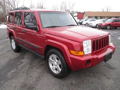 2006 Jeep Commander for sale in Reno, NV