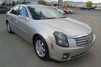 2003 Cadillac CTS 4dr Sedan - Reno NV