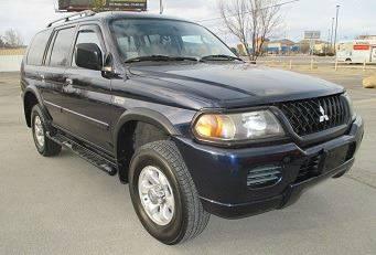 2003 Mitsubishi Montero Sport ES 4WD 4dr SUV - Reno NV