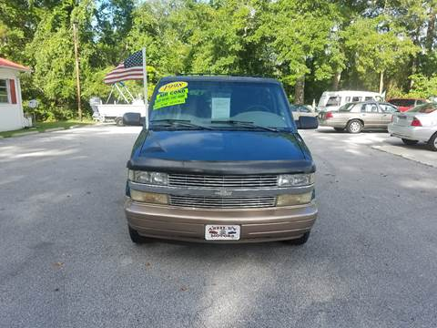 1998 Chevrolet Astro for sale in Jacksonville, NC