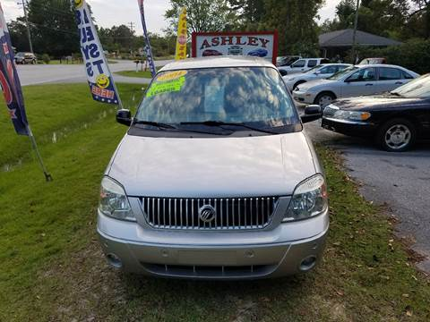 2004 Mercury Monterey for sale in Jacksonville, NC