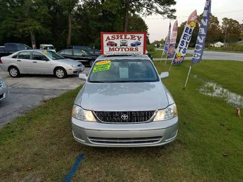 2002 Toyota Avalon for sale in Jacksonville, NC