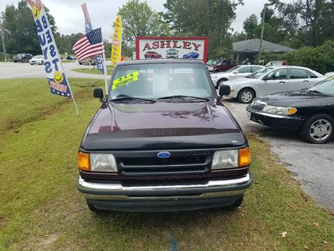 1993 Ford Ranger for sale in Jacksonville, NC