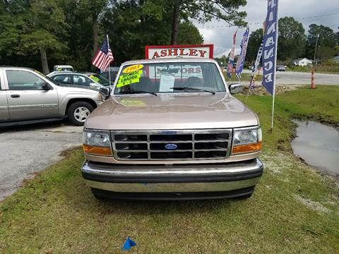 1993 Ford F-150 for sale in Jacksonville, NC