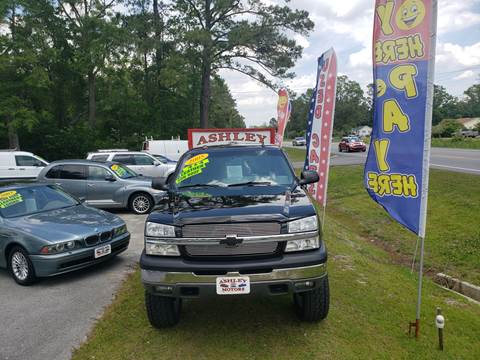 Buy Here Pay Here Wilmington Nc >> Ashley Motors Inc Used Cars Jacksonville Nc Dealer