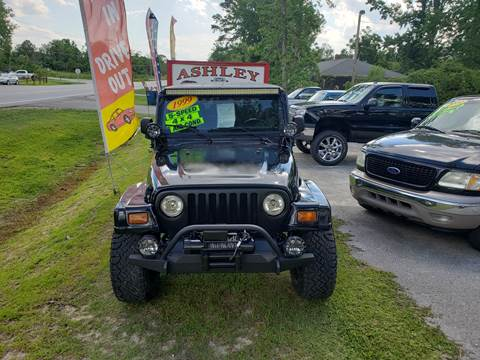 1999 Jeep Wrangler for sale in Jacksonville, NC