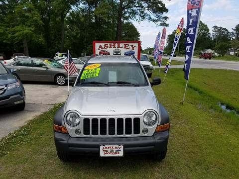 2006 Jeep Liberty for sale in Jacksonville, NC