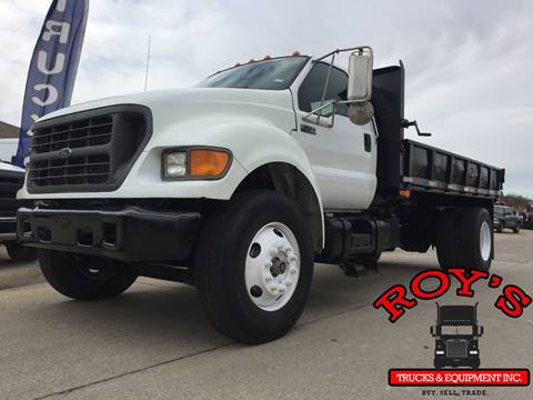 2000 Ford F-750 for sale in Rowlett, TX