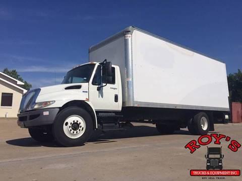 2012 International 4300 for sale in Rowlett, TX