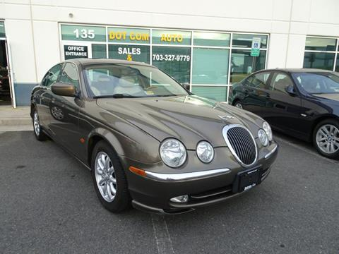2001 Jaguar S-Type for sale in Chantilly, VA