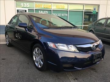2011 Honda Civic for sale in Chantilly, VA