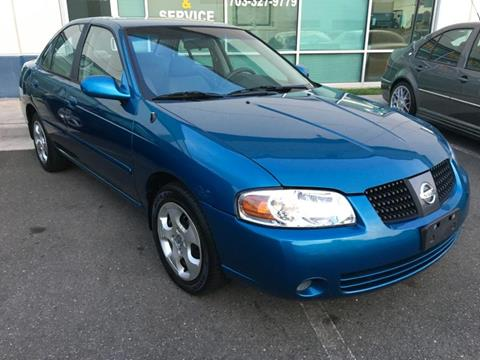 2004 Nissan Sentra for sale in Chantilly, VA