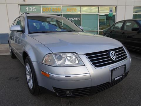 2004 Volkswagen Passat for sale in Chantilly, VA