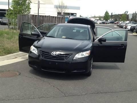 2007 Toyota Camry for sale in Fredericksburg, VA