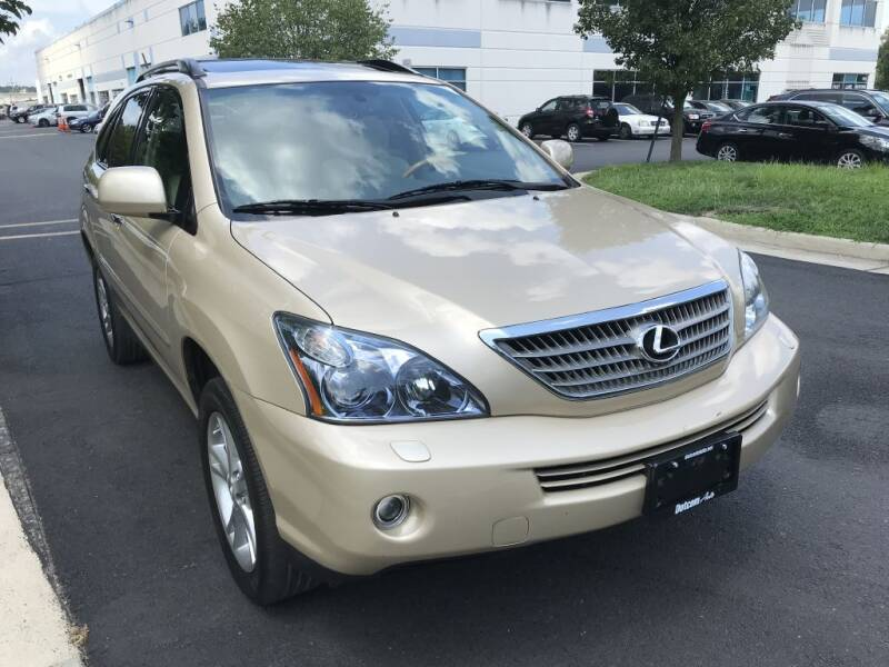 2008 Lexus RX 400h for sale at Dotcom Auto in Chantilly VA