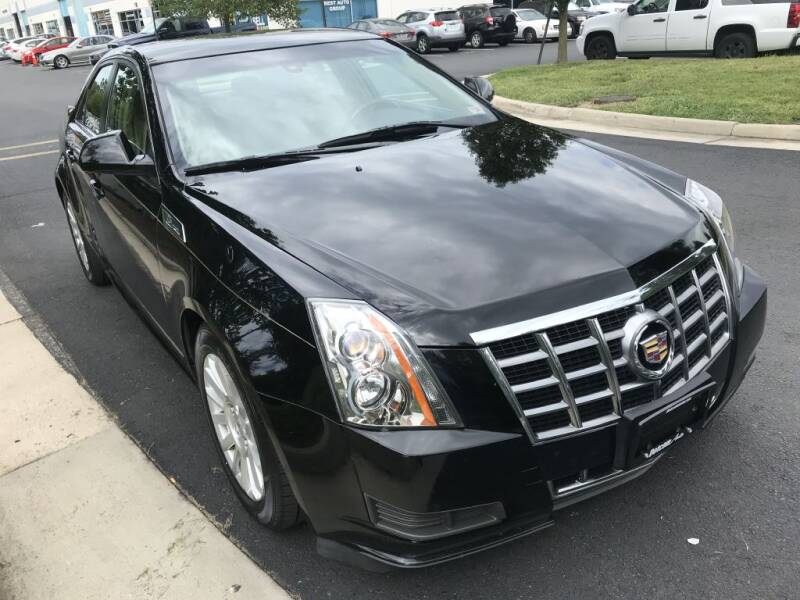 2012 Cadillac CTS for sale at Dotcom Auto in Chantilly VA