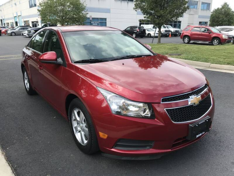 2011 Chevrolet Cruze for sale at Dotcom Auto in Chantilly VA