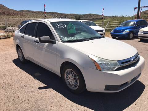 2010 Ford Focus for sale in Globe, AZ