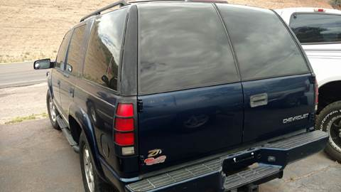 2000 Chevrolet Tahoe Limited/Z71