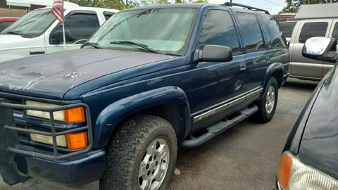 Chevrolet Tahoe LimitedZ71 For Sale  Carsforsalecom
