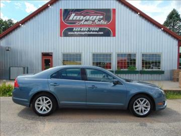 2011 Ford Fusion for sale in Alexandria, MN