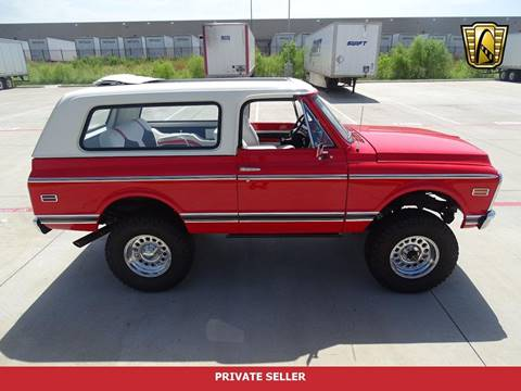 1972 GMC Jimmy for sale in Beverly Hills, CA