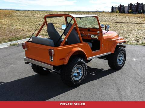 1980 Jeep Wrangler for sale in Beverly Hills, CA