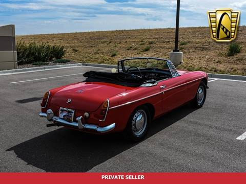 1964 MG MGB for sale in Beverly Hills, CA