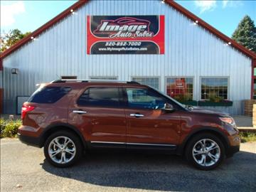 2011 Ford Explorer for sale in Alexandria, MN