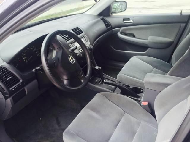 2006 Honda Accord LX 4dr Sedan 5A - Inwood NY