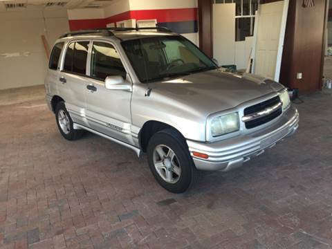 2003 Chevrolet Tracker for sale in Inwood, NY