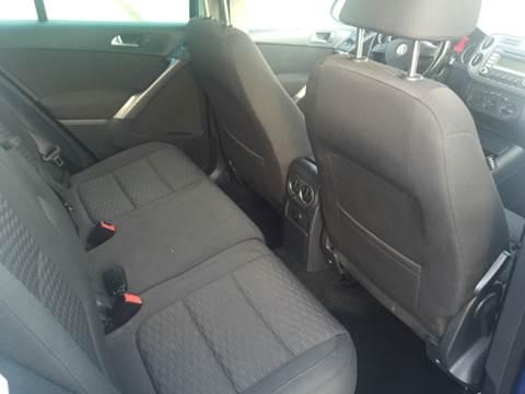 2009 Volkswagen Tiguan