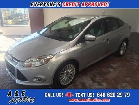 2012 Ford Focus for sale in Lawrence, NY