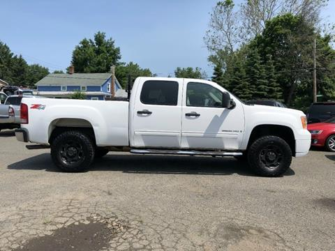 2009 GMC Sierra 2500HD for sale in Bristol, CT